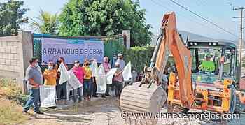 Van mejoras en calles de Emiliano Zapata - Diario de Morelos