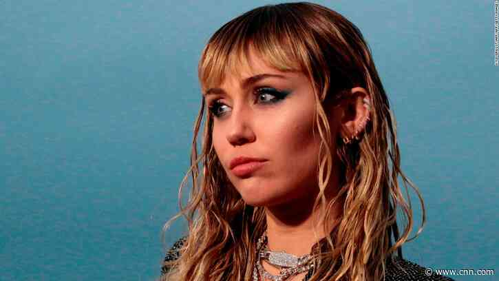 Miley Cyrus' 'Party in the U.S.A.' back on top after Biden win - CNN