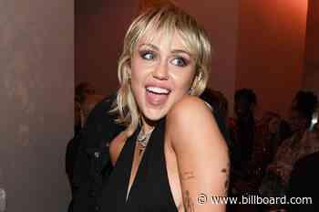 Miley Cyrus Takes on Ariana Grande For U.K. No. 1 - Billboard