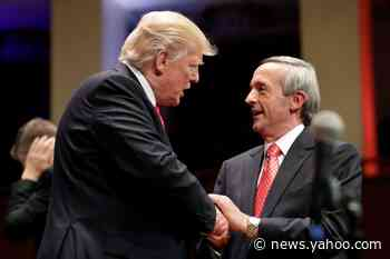 Prominent Trump backer, evangelical minister Jeffress, admits Biden has won