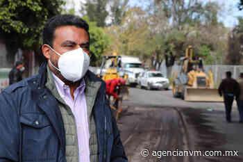 En Coacalco la obra pública no se detiene: Darwin Eslava - Agencia NVM
