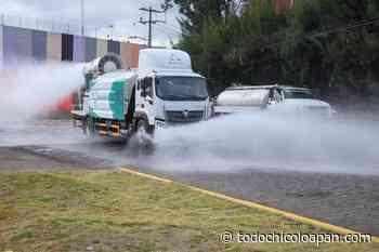 Coacalco, el municipio con mejor manejo de la pandemia de COVID-19 - todochicoloapan.com