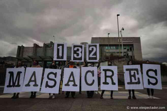 Comunidad de Nechí (Bajo Cauca) denuncia masacre de cinco personas - El Espectador