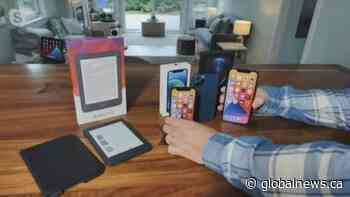 Tech Talk: New gadgets from Apple and Kobo