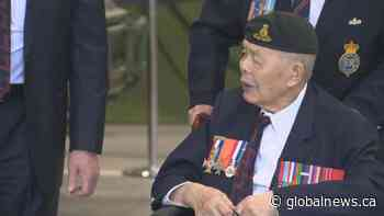 WWII vet George Chow dead at 99