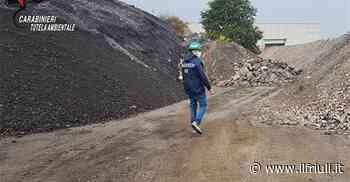 Gestione illecita dei rifiuti, maxi sequestro a Spilimbergo - Il Friuli