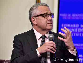 Jeffrey Toobin fired from The New Yorker after exposing himself during a Zoom call with coworkers