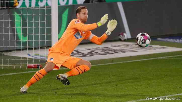 Wegen Quarantäne für Hoffenheim-Team: Torwart Oliver Baumann verlässt DFB-Quartier - Sportbuzzer