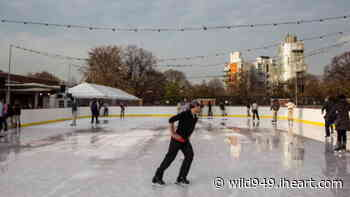 Brentwood Ice Rink Will Be Only Location Open In Bay Area For Holidays! - iHeartRadio