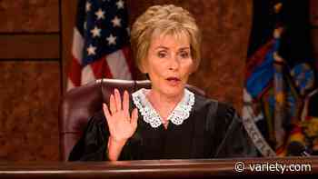 Judge Judy Sheindlin's New Court Show Lands at Amazon Studios and IMDb TV - Variety