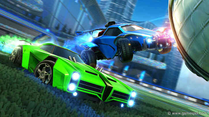 Rocket League Gets A Nice Boost On PS5 & Xbox Series X/S