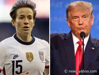 Megan Rapinoe talked her Trump-supporting father out of doing a Fox News interview after her 2019 World Cup performance