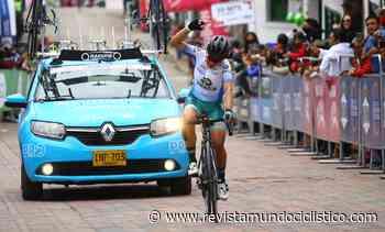 Espectacular victoria de Lorena Colmenares en Monguí. Miryam Nuñez sigue líder Vuelta a Colombia Femenina - Revista Mundo Ciclistico