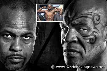 Roy Jones Jr. and Mike Tyson disagree with Floyd Mayweather on belts - WBN - World Boxing News