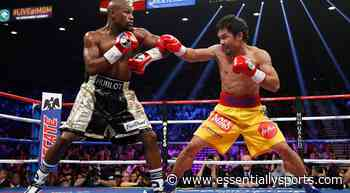 """Floyd Mayweather """"Didn't Went to Many Weight Classes"""" – Veteran Referee Says Manny ... - EssentiallySports"""