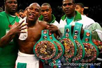 Floyd Mayweather airs his view on the fickle pound for pound debate - WBN - World Boxing News