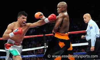 Legendary Boxing Referee Reveals the Ugly Truth Behind Floyd Mayweather vs Victor Ortiz - EssentiallySports