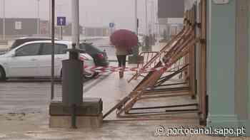 Porto, Braga, Viana do Castelo, Bragança, Vila Real e Viseu entre 12 distritos sob aviso amarelo devido ao vento forte - Porto Canal