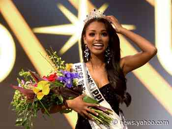 The new Miss USA says she doesn't support banning guns but believes AK-47s are better left to the military