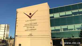 Public health says those who attended a Halloween party in Greater Sudbury at risk of exposure to COVID - CBC.ca