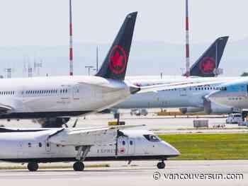 COVID-19: Nine flights added to B.C. exposures list