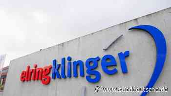 Autozulieferer ElringKlinger erholt sich im Sommer etwas - Süddeutsche Zeitung
