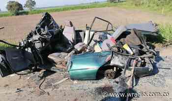 Investigan accidente que cobró la vida de tres personas en Villa Rica, Cauca - W Radio