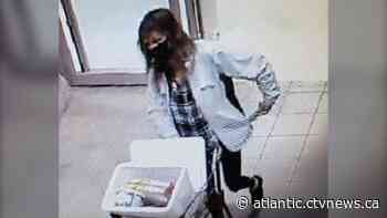 RCMP seek suspect after bag stolen in New Minas, N.S. parking lot - CTV News Atlantic