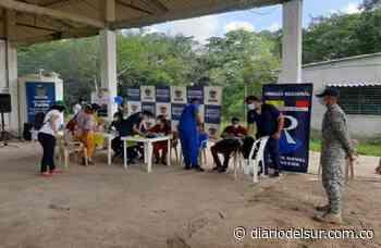 Armada de Colombia lleva salud y bienestar a San Estanislao de Kostka, en Bolívar - Diario del Sur