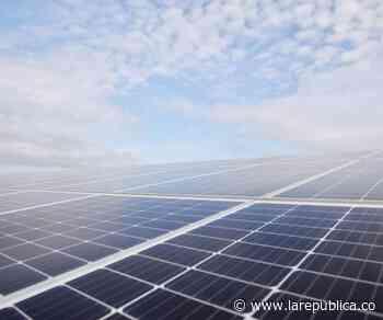 Inauguran parque solar en Planeta Rica con 27.500 paneles solares de Greenyellow - La República