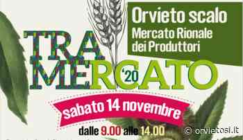 """""""Tramercato"""" quinto episodio. A Orvieto Scalo è di scena l'olio, i prodotti d'autunno e il sedano nero di Trevi - OrvietoSì"""