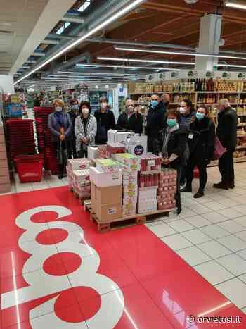 Mille chili di bontà. La sezione soci Coop centro Italia di Orvieto con le organizzazioni di cura ed empatia - OrvietoSì