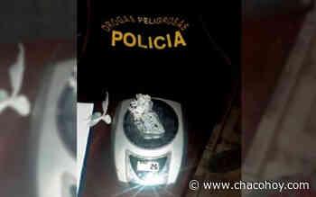 General José de San Martin, desbaratan venta de narcomenudeo conformada por una ama de casa y sus hijos - ChacoHoy