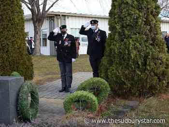 Photos: Sudbury remembers its heroes