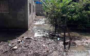 Bajó el agua en Ocumare de la Costa tras fuertes lluvias - El Periodiquito