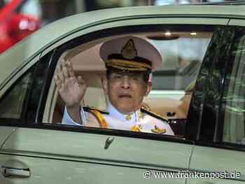 Keine Hinweise auf Verstöße des Thai-Königs in Deutschland - Frankenpost