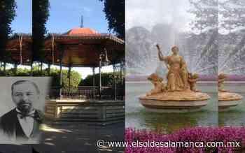 La mitológica diosa Ceres de Valle de Santiago - El Sol de Salamanca