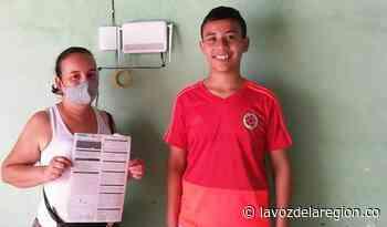 Familias vulnerables de Yaguará ya cuentan con internet de bajo costo - Noticias