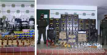 Autoridades sorprenden fiestas clandestinas en Suaza - Noticias