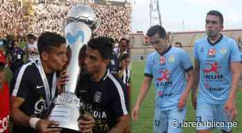 Alianza Lima: Juan Diego Lojas reveló que Real Garcilaso salía campeón en el 2017 si no le quitaban los puntos - LaRepública.pe