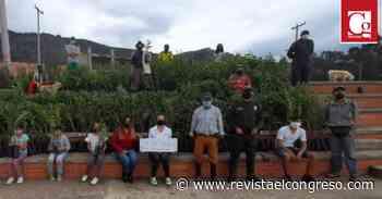 El programa 'Hojitas Comunales' llegó a Nobsa, Boyacá - Congreso de la República