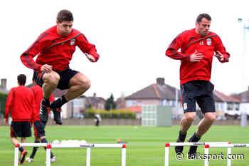 'Cheating' Liverpool staff, Beckham free-kicks and driving there like David Brent – Jamie Carragher pays emoti - talkSPORT.com