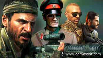 Call of Duty: Black Ops Cold War Campaign Timeline