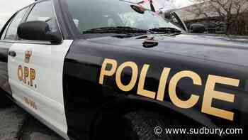 Alleged drunk driver charged after he ditches his truck on Hwy. 144