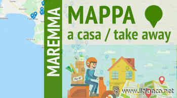 Da Orbetello a Follonica: tutte le attività per ordinare a casa o take away. Ecco la MAPPA dei bar e ristoranti della Maremma - IlGiunco.net
