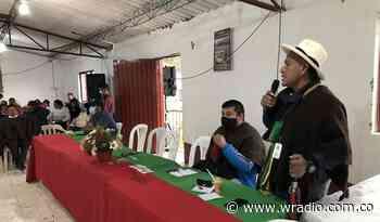 Denuncian que Mininterior incumplió agenda con líderes amenazados en Totoró, Cauca - W Radio
