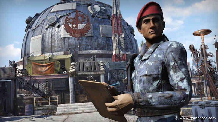 """Fallout 76 """"Steel Dawn"""" Trailer Drops Release Date"""