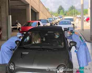 VENARIA - Da lunedì il Polo Sanitario diventa punto pit-stop per i test rapidi - QV QuotidianoVenariese