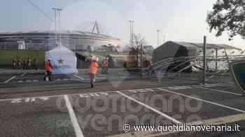 TORINO-VENARIA - Tamponi rapidi nel parcheggio dello stadio della Juve: si parte da sabato 14 - QV QuotidianoVenariese