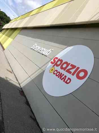 Riapre l'ex Auchan di Venaria Reale e diventa Spazio Conad - Quotidiano Piemontese